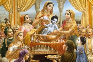 Krishna Janmasthami, Birthday of Lord Sri Krishna
